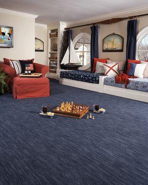 Navy Carpet Design Ideas Pictures Remodel And Decor Blue Carpet Bedroom Living Room Carpet Kid Room Carpet