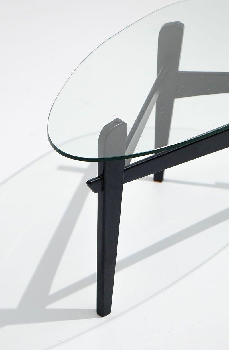 Emiel Veranneman Osaka Coffee Table 1955 Furniture Pinterest  # Muebles Eguiluz