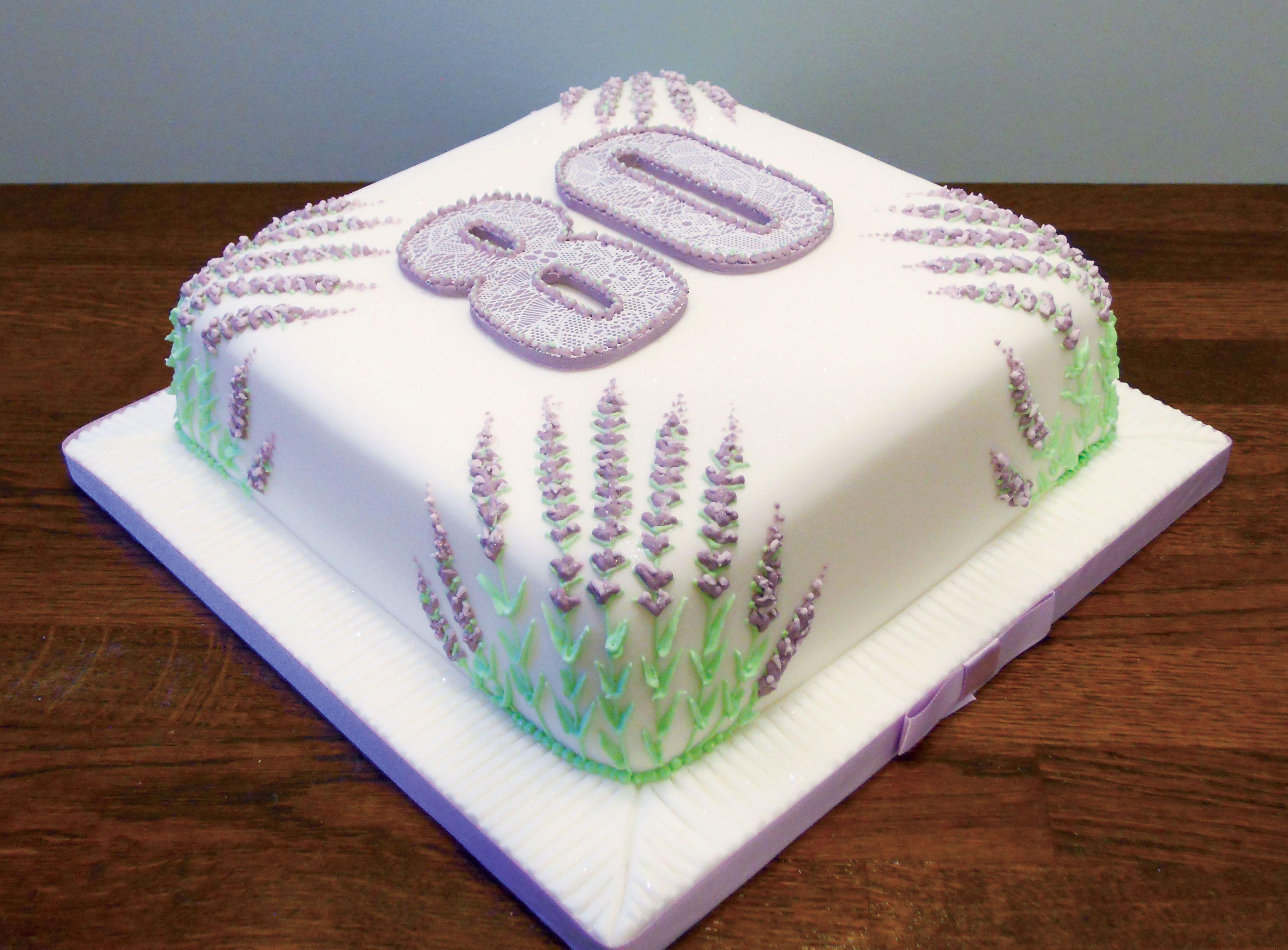 Happy 80th Birthday Cake - Google Search