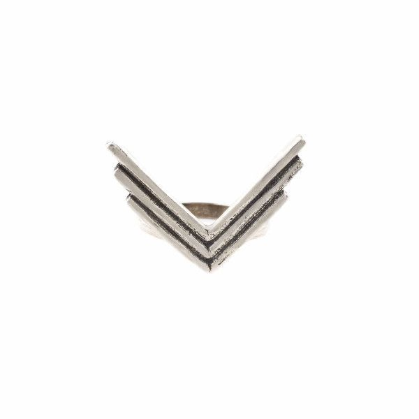 Triple Arrow Ring (View More Colors) #the2bandits