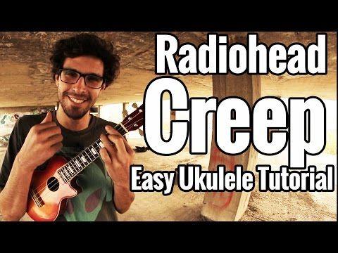 Radiohead Creep Ukulele Tutorial Easy Uke Lesson With Play Along