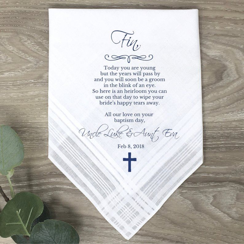 03d3b4a09cc71 Baptism Gift boy Christening Gifts, Christian Confirmation Gift Baby ...