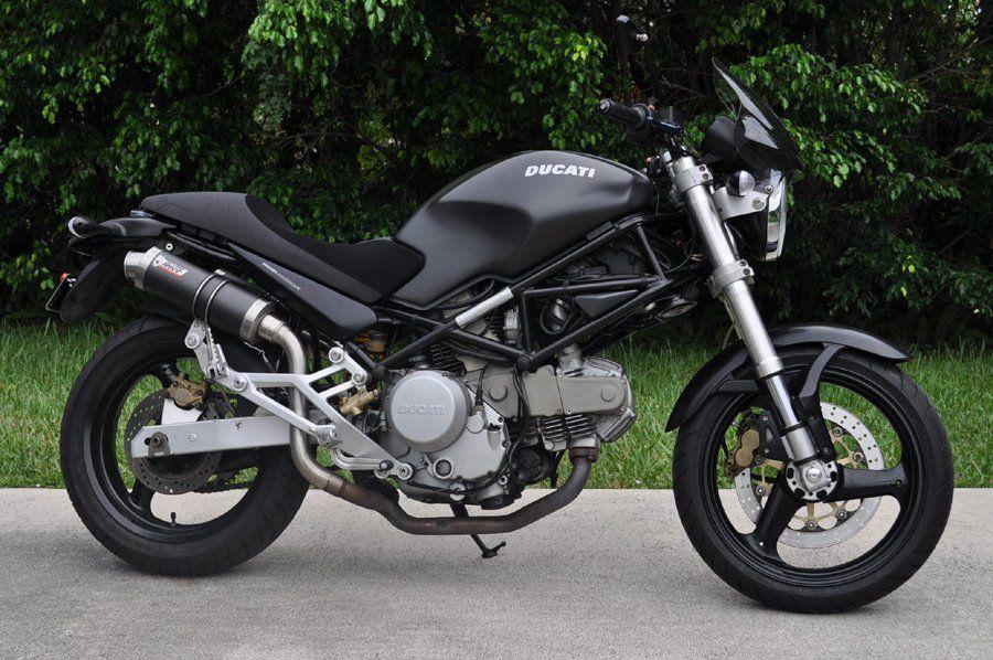 Ducati Monster Lite Specs