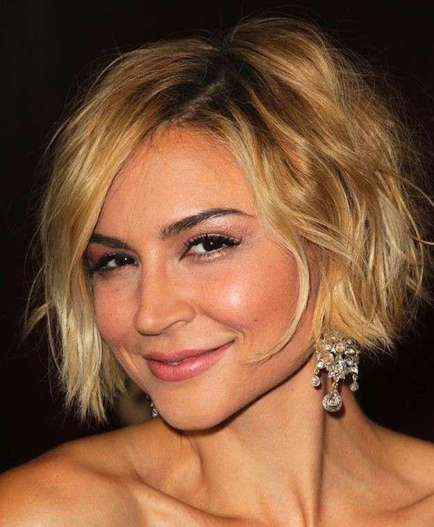 peinados para mujeres de aos fotos de los peinados media melena corta con