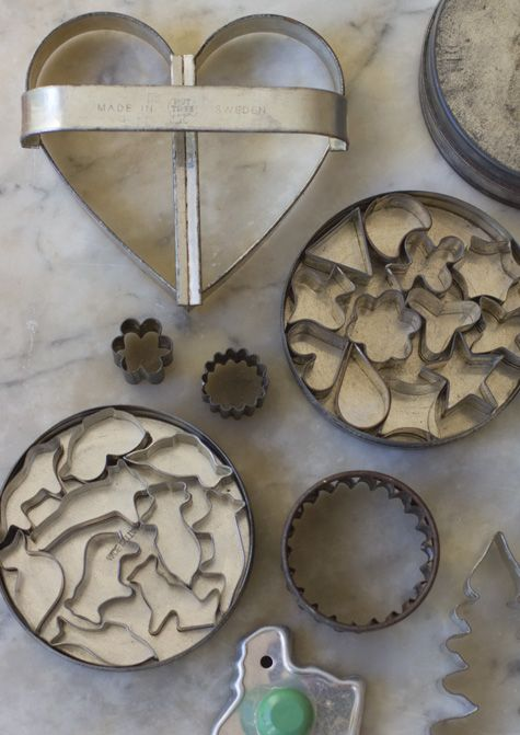 Homemade cookie cutters recipes