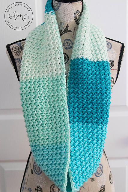 Ravelry: Faerie Magic Infinity Scarf pattern by Amy Ramnarine | Cowl ...