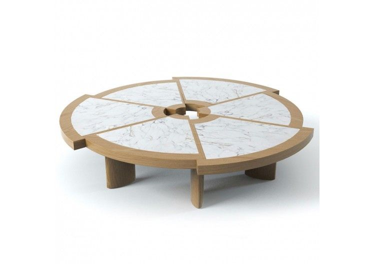 529 Rio Low table by Charlotte Perriand   Cassina