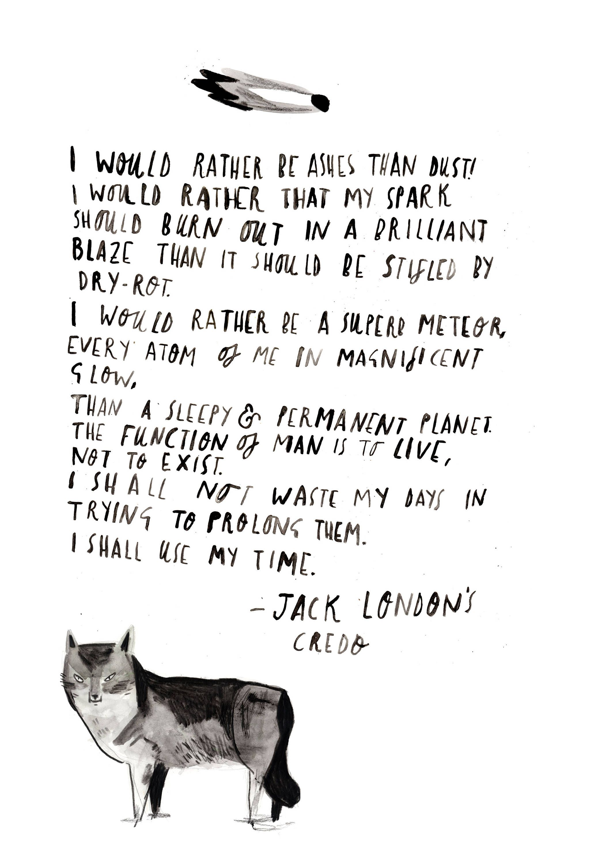 Jack london quote jack london quotes jack london words