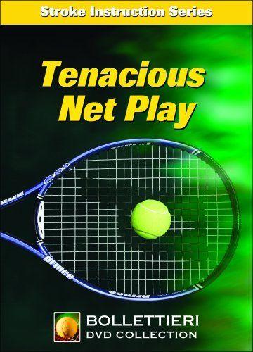 Nick Bollettieri's Stroke Instruction Series: Tenacious Net Play DVD DVD ~ Nick Bollettieri, http://www.amazon.com/dp/B0019KDUQ6/ref=cm_sw_r_pi_dp_021Esb06BW19J