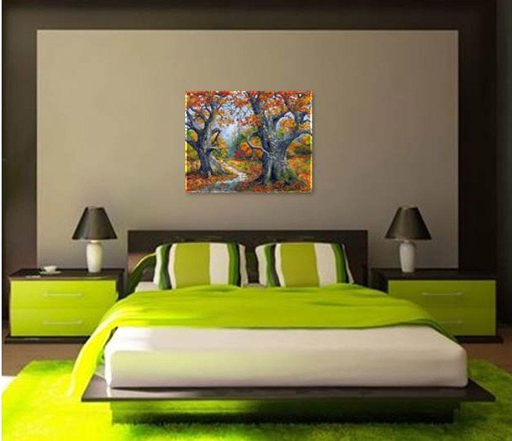 Картина по номерам «Осень» Эмерико Тота - купить недорого ...