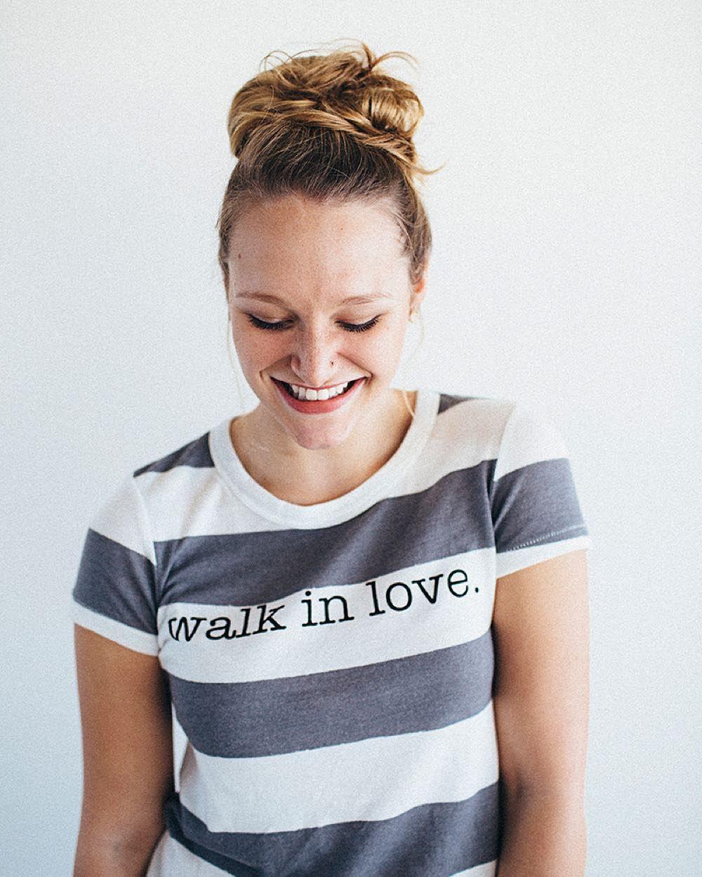 Striped tees forever!!  #walkinlove #iwearwalkinlove