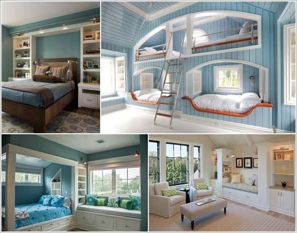 10 Practical Built In Furniture Ideas For Your Kids Room Built