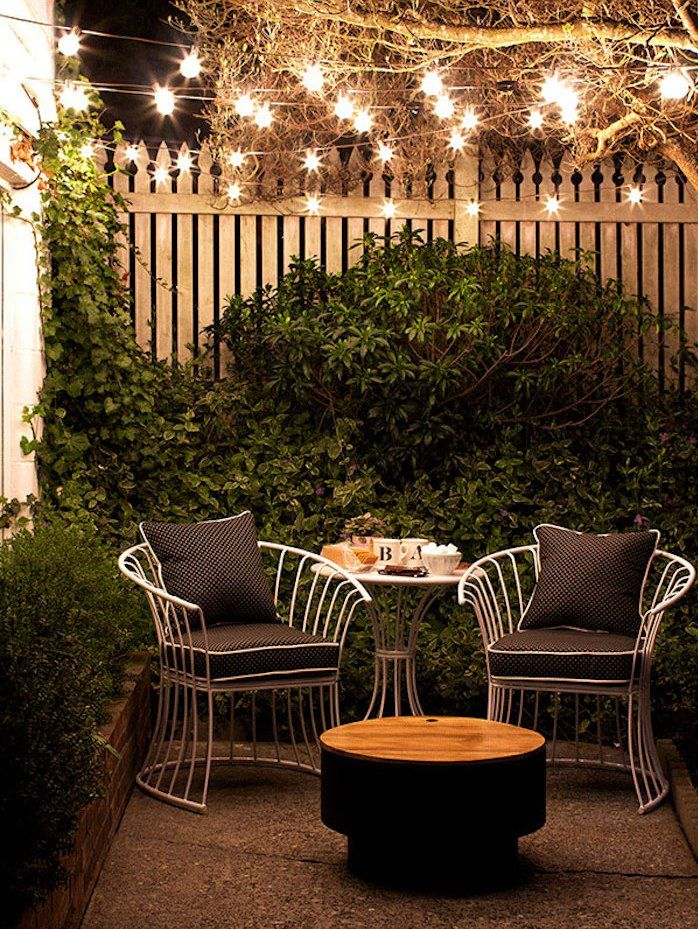 ▷ 1001+ idées | Home and garden | Éclairage terrasse, Mobilier ...