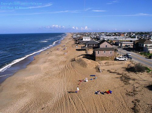 Kitty Hawk Nc Where We Spent Many Summers