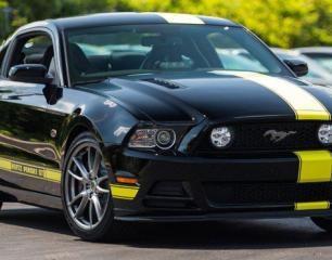 Hurtz Gets New Hertz Penske Gt Mustangs For Rental Ford Mustang