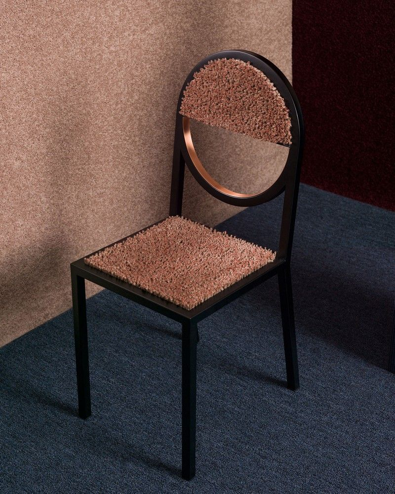 Wohndesign bilder mit shop the ring chair employs simple bold geometric connections that have