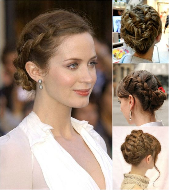 10 Minutes To Style Holiday Hairstyles With 18 Inch Hair