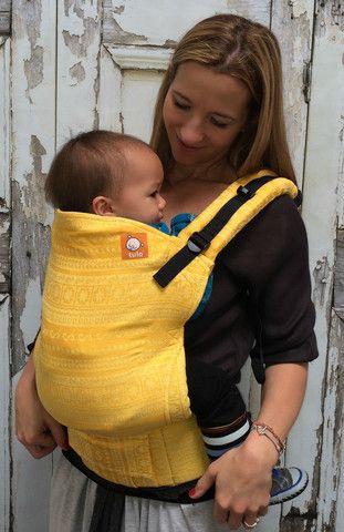 7a52a7e8888 Zara sun tula...so bright and happy!! Baby Wearing Wrap