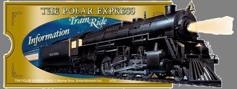 Polar Express Polar Express Train Polar Express Train Ride Train Rides