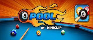 8 Ball Pool لعبة بلياردو للآندرويد يمكنك من اللعب ضد أناس من مختلف أنحاء العالم عبر الإنترنت بألعاب قائمة على الأدوار لرؤية من Pool Hacks Pool Balls Pool Games