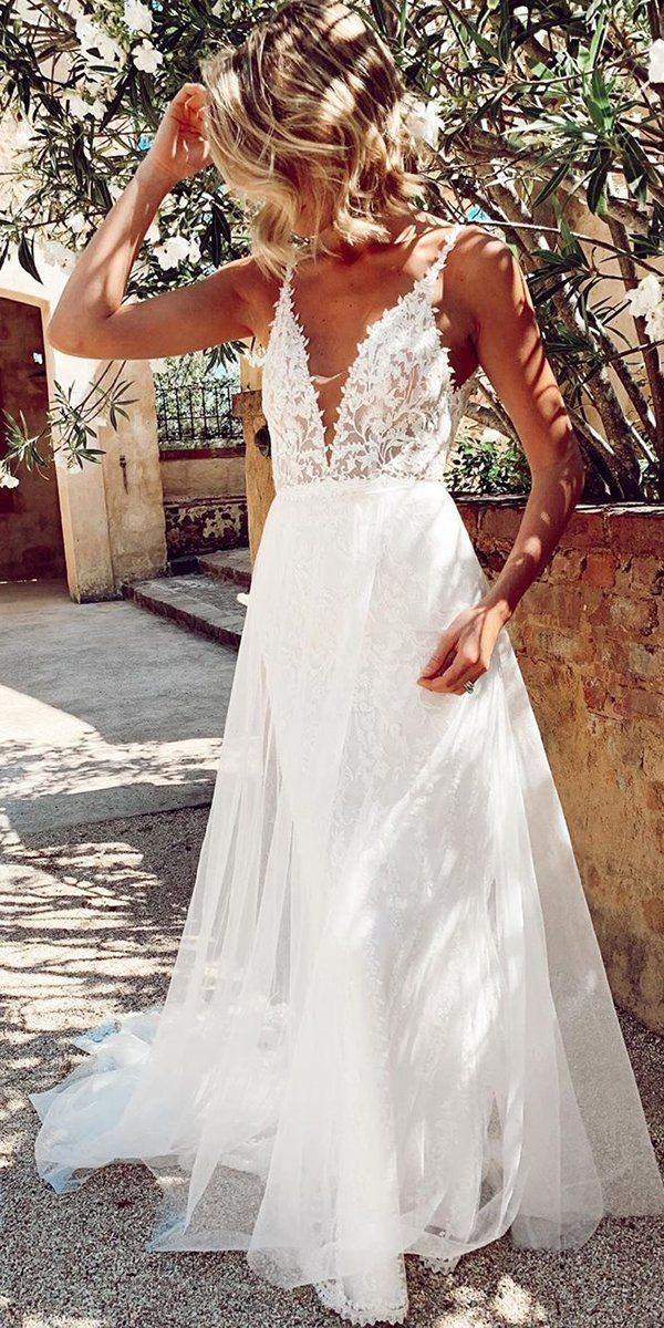 Country Style Wedding Dresses Inspiration | smalllivingx