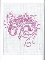 Gallery.ru / Фото #136 - Belles lettres au point de croix - logopedd