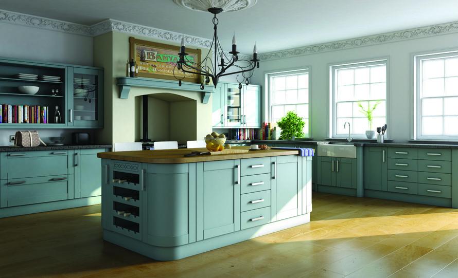 Best Beautiful Blue Kitchen Nautical Home Decor Shaker 400 x 300