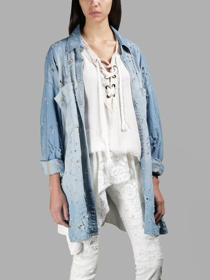 Particular Outlet Store Locations DENIM - Denim shirts Faith Connexion Best For Sale 0SwRtIWF6