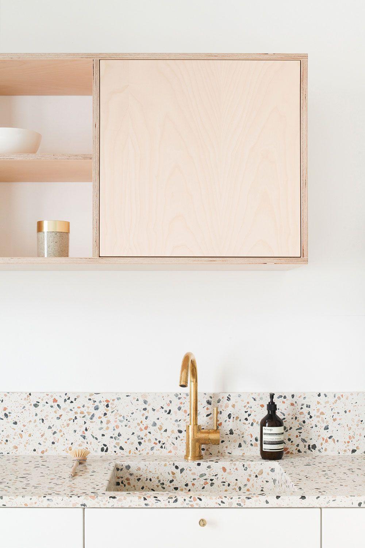 Terrazzo Still On Trend Kitchen Trends Interior Design Kitchen