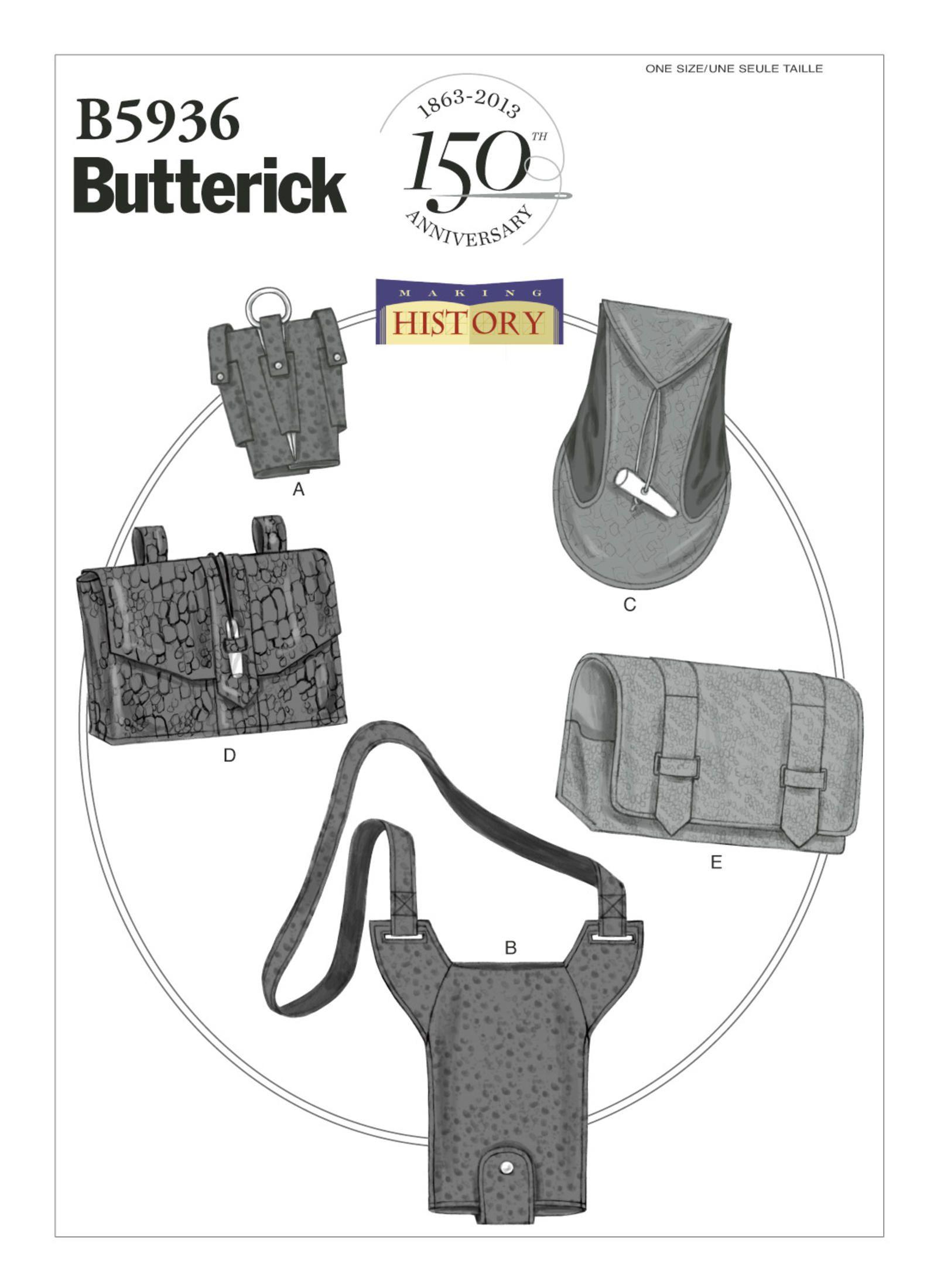 B5936 | Butterick Patterns | Cosplay Ideas | Pinterest