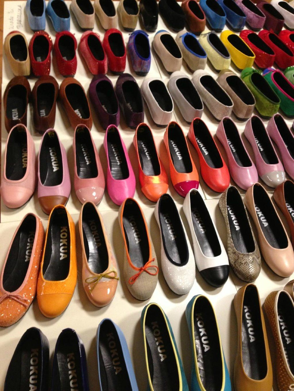 52900f443f748 Kokua (shoe store selling flats in every color!) - Barcelona