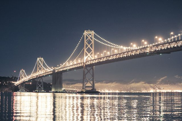 Bay Bridge by capacity4action, via Flickr