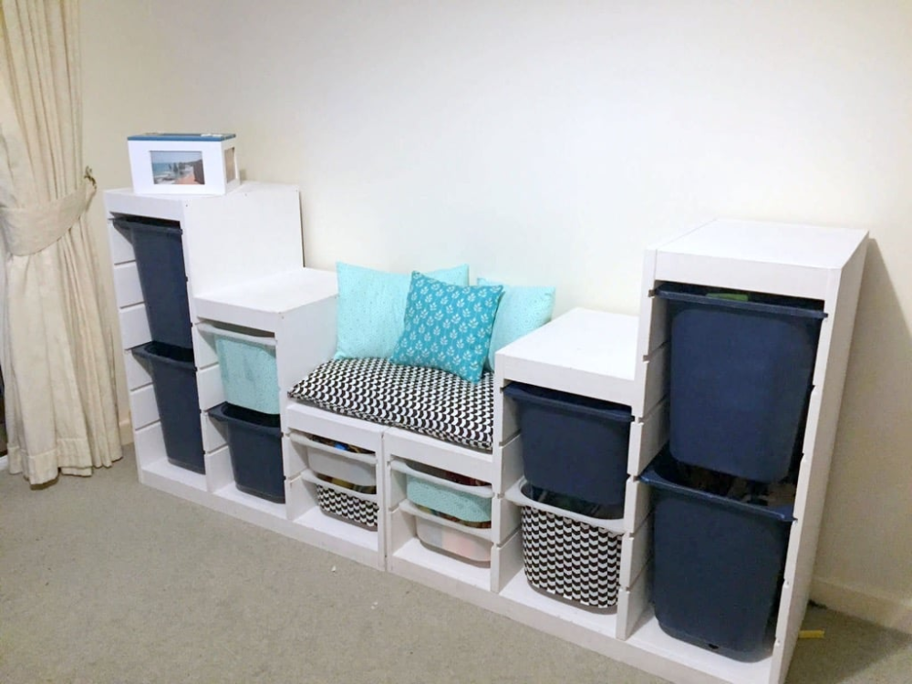 Photo of 7 ideas to repurpose or hack the TROFAST step unit – IKEA Hackers