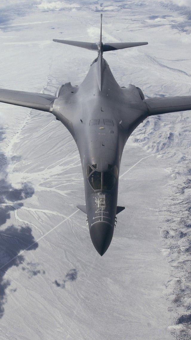 B-1, Lancer, supersonic, strategic bomber, Rockwell, U.S ... B1 Lancer Supersonic