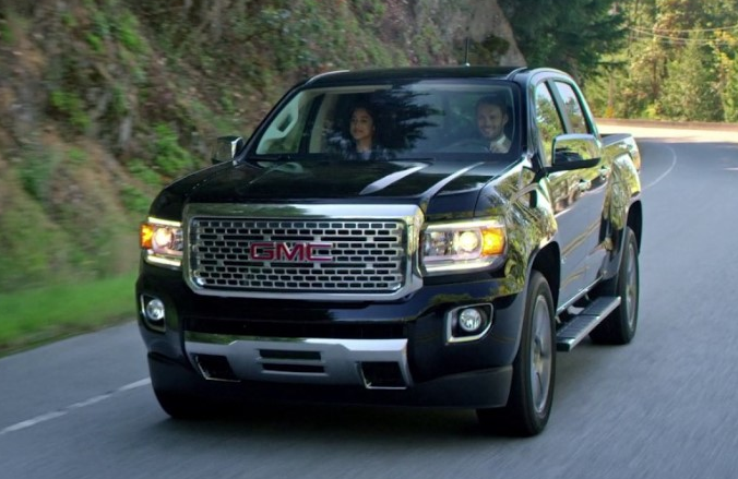 2021 gmc canyon diesel changes specs review price
