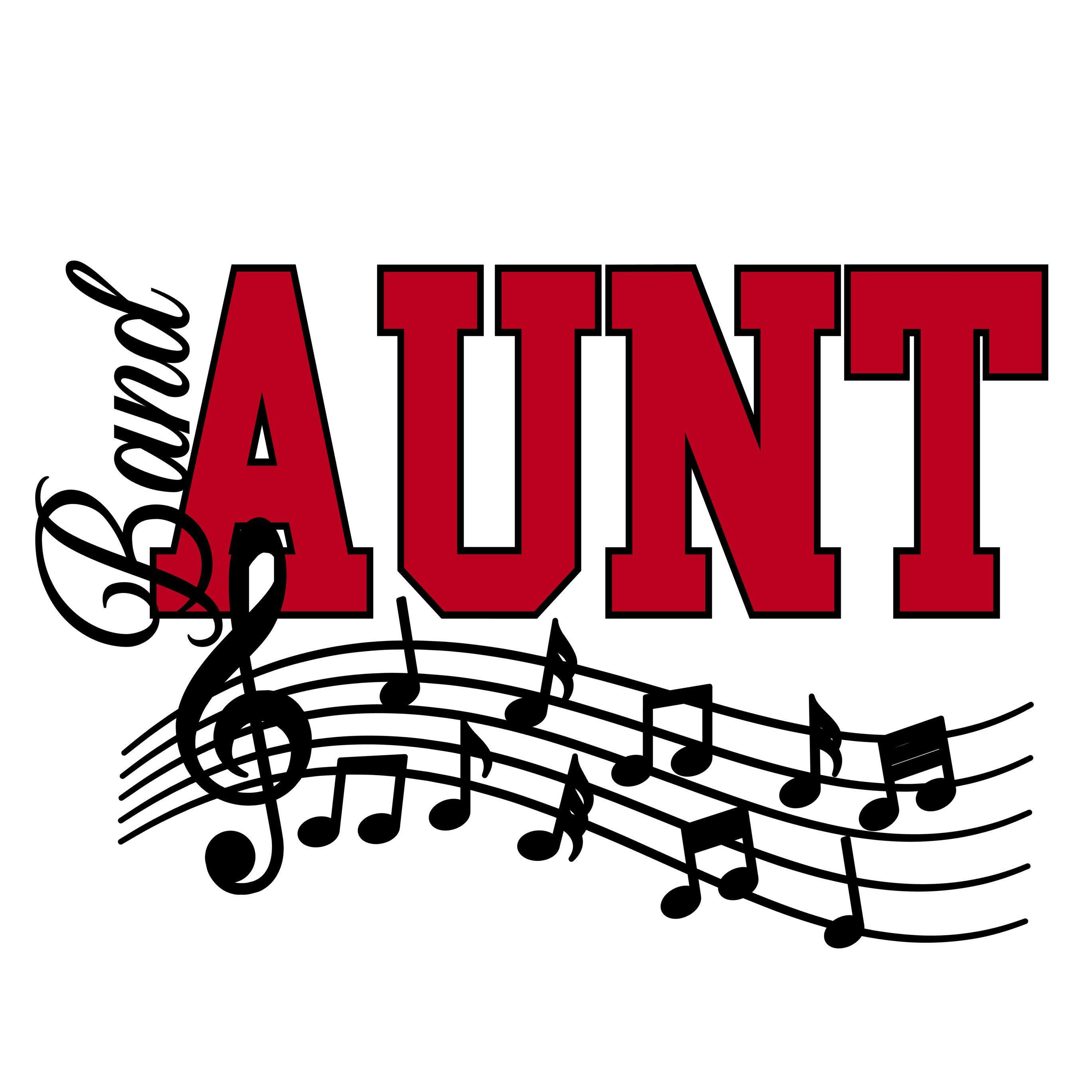 Download Band Aunt SVG in 2020 | Svg, Band, This or that questions