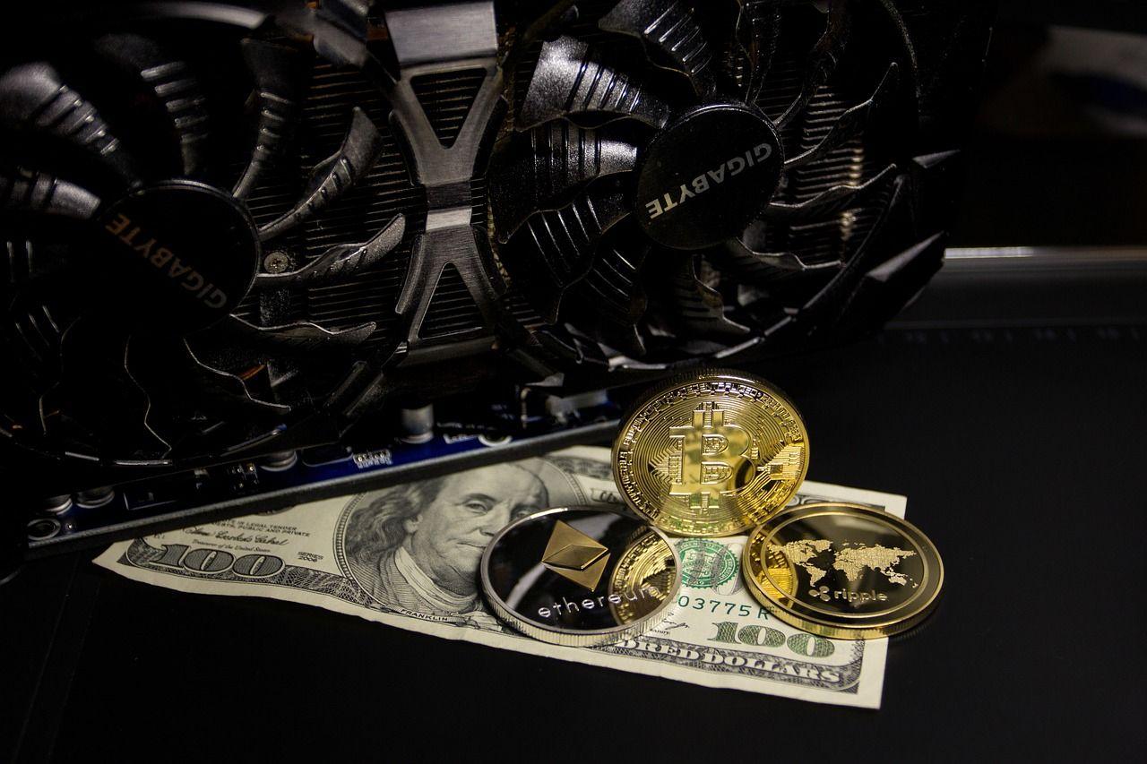 digital currency mining hardware