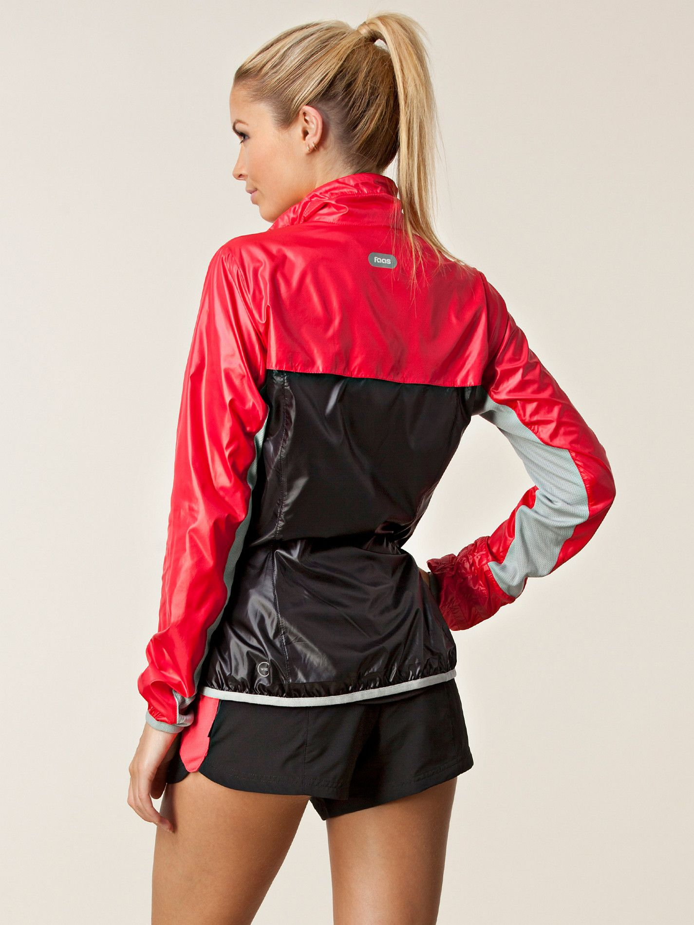 Faas Wind Jacket W - Puma - Red - Jackets And Coats - Sports ...