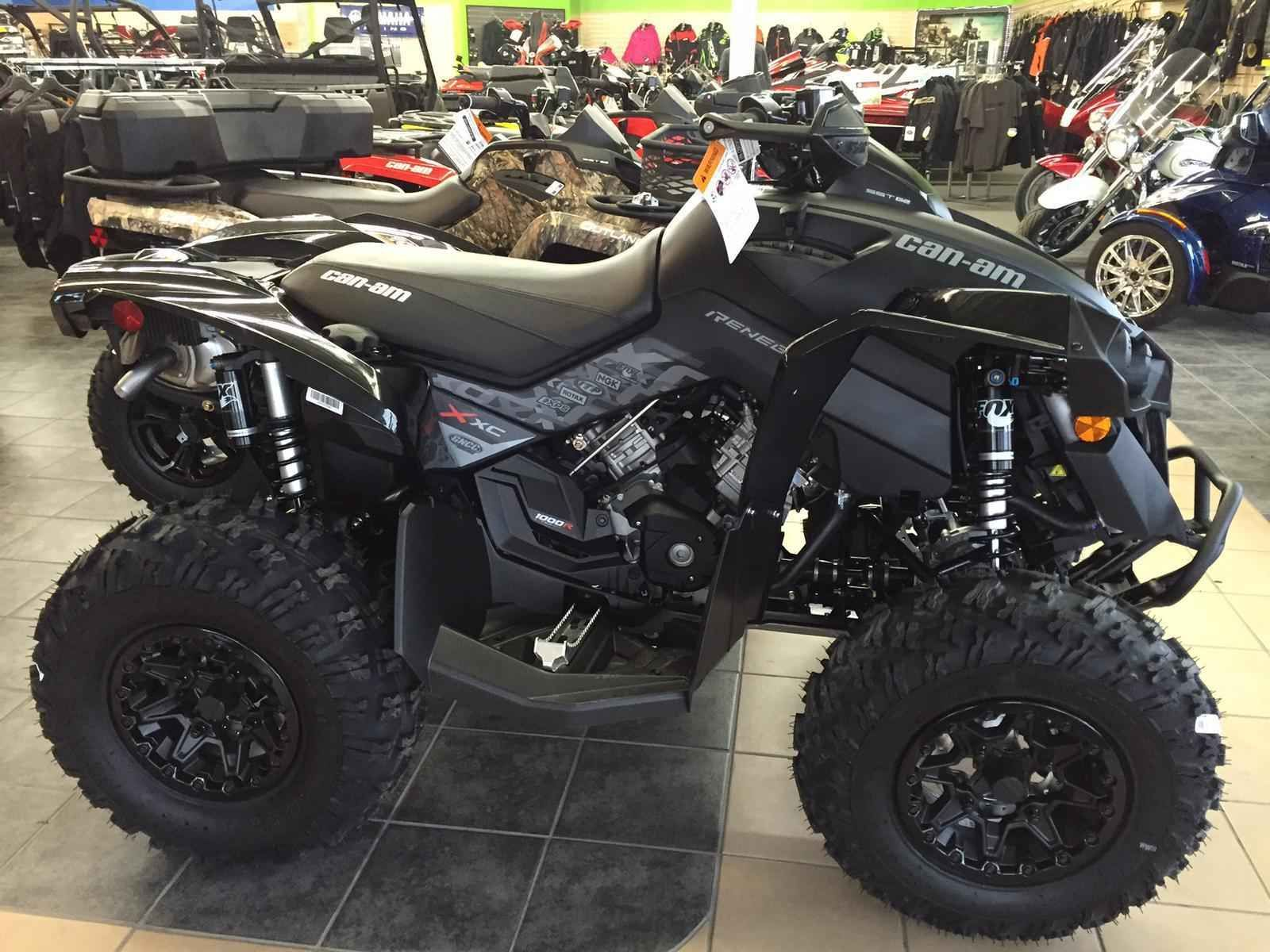 New 2017 Can Am Renegade 1000 X Xc Atvs For Sale In Minnesota 2017 Can Am Renegade 1000 X Xc Come In And Check This Bad Boy Out Can Am Atv Can Am Atv