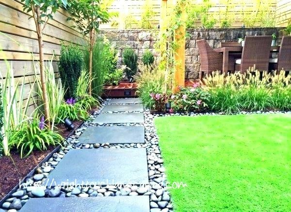 28 Front Garden Design without Lawn in 2020 | Backyard ...