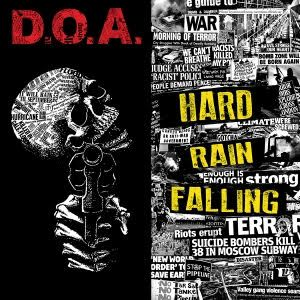 D O A Post First Video From New Album Hard Rain Falling Video News Album Cool Things To Buy