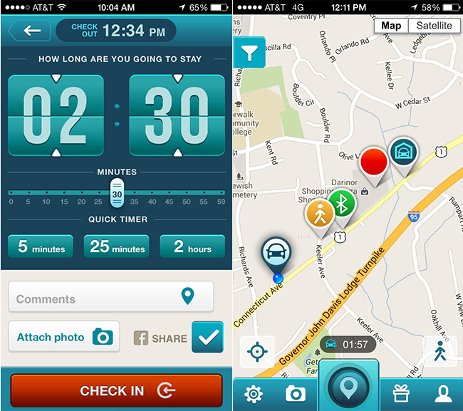 Parking Spot App >> Use This App And Never Hunt For A Parking Spot Again Mobile Apps