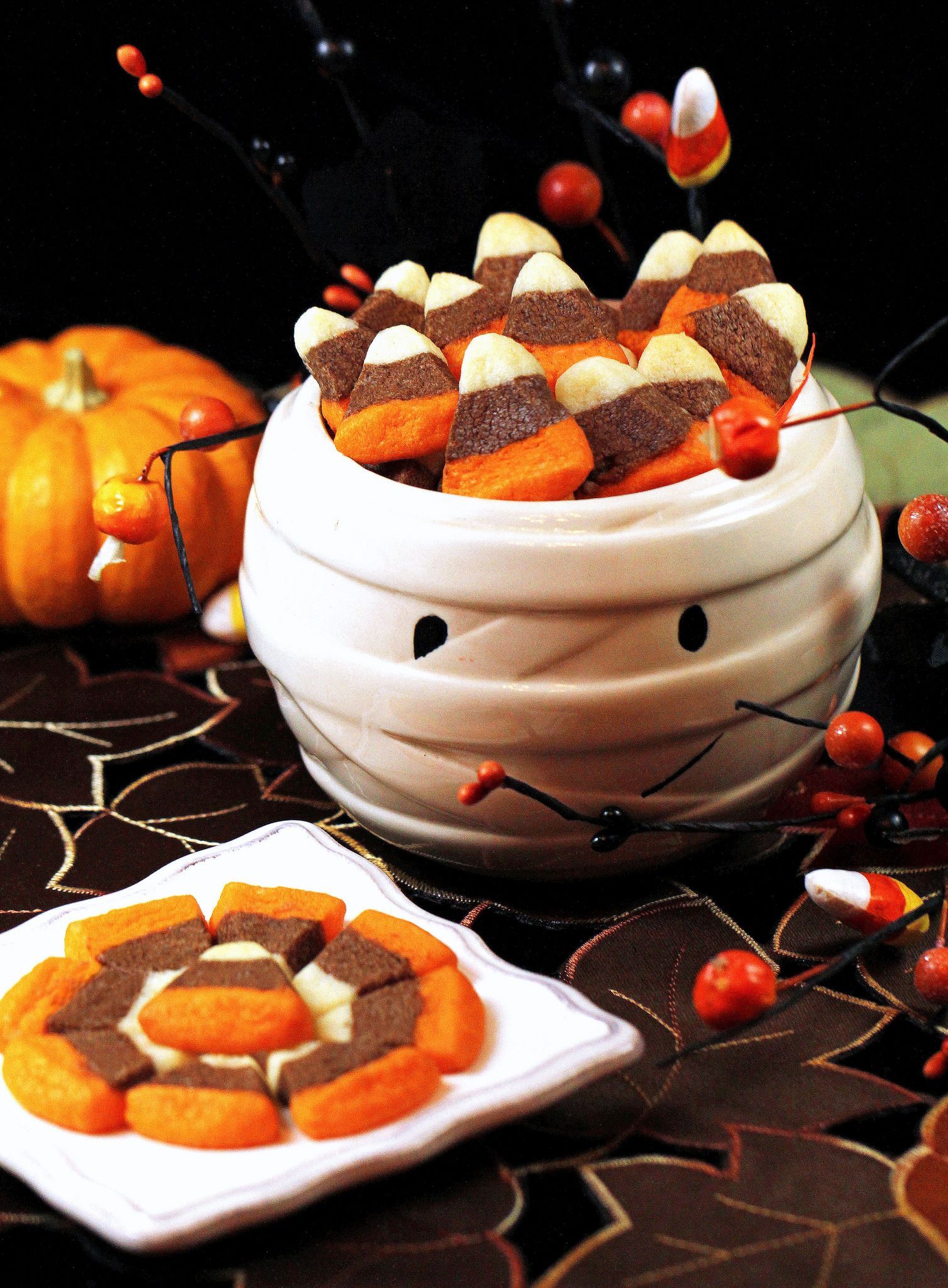 Candy Corn Cookies | Flickr - Photo Sharing!