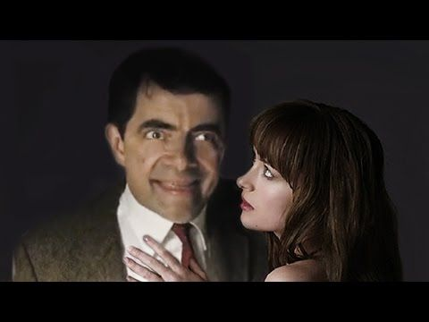 Someone edited Mr Bean into 50 Shades of Grey and it's bloody brilliant - Video - Funny Shit - The Rock