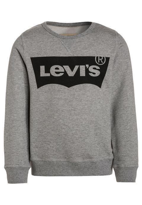 Levi's® Sweatshirt - grey melange - Zalando.se