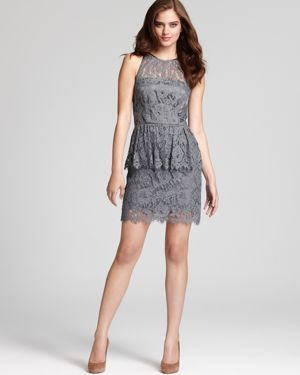 Gray for Wedding Guest Dress