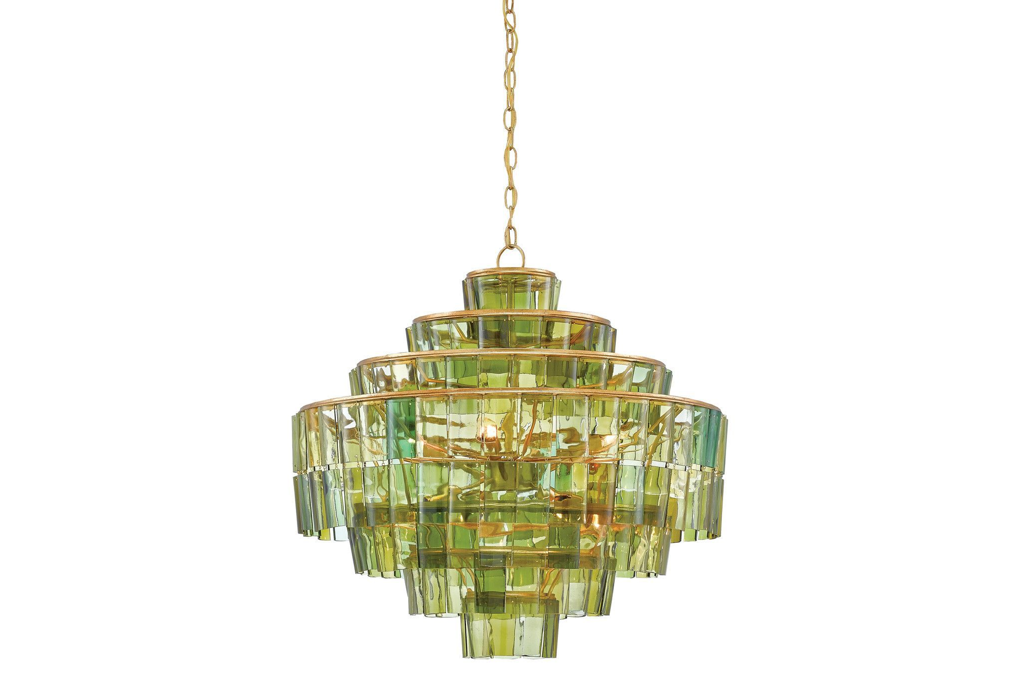 happily dwell chandelier glass green bottle diy
