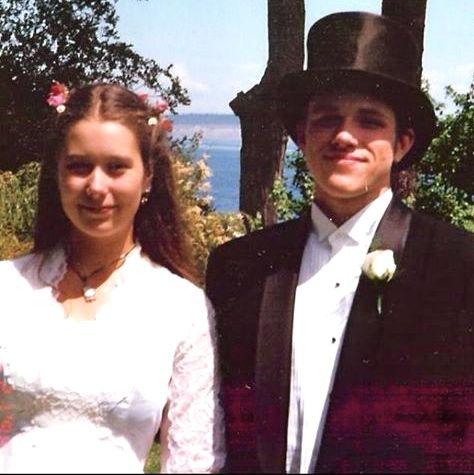 Larissa & Robbie 6-21-98