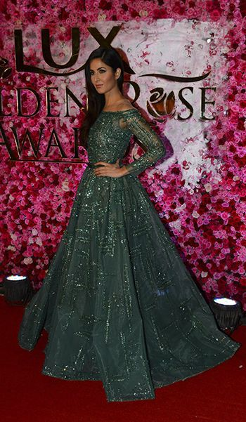 All The Glam From Lux\'s Golden Rose Awards 2016