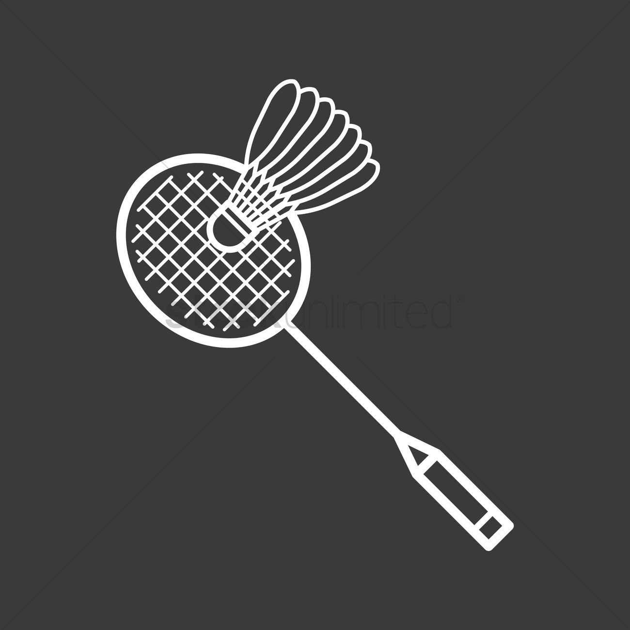 You Don T Have To Be A Designer To Get Awesome Visuals Badminton Shuttlecocks Badminton Sport